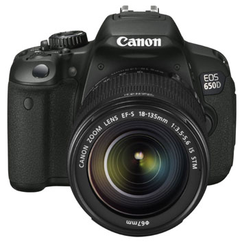 Canon SLR control software update