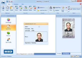 ID Photo In Asure Software