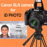 ID card, ID photo software