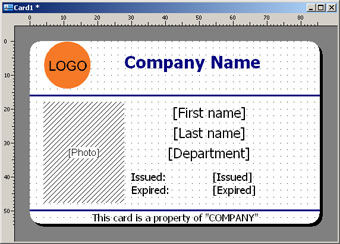 Work Badge Template Pertaminico - Id badge template photoshop