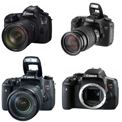 ID photo with Canon SLR cameras