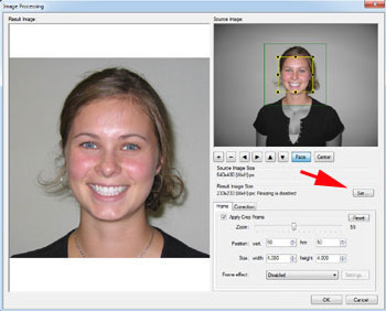 ID card software and ID photo software support